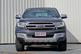 2017 Ford Everest UA 2018.00MY Titanium Grey 6 Speed Sports Automatic SUV.