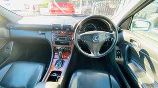 2004 Mercedes-Benz C-Class S203 MY2003 C200 Kompressor Classic White 5 Speed Sports Automatic Wagon