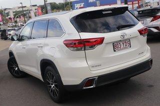 2017 Toyota Kluger GSU50R Grande 2WD White 8 Speed Sports Automatic Wagon