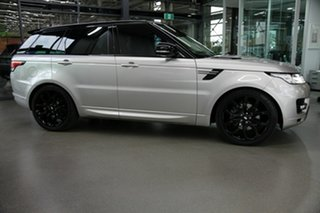 2015 Land Rover Range Rover Sport L494 15.5MY SE Gold 8 Speed Sports Automatic Wagon