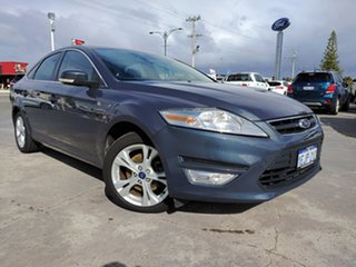 2012 Ford Mondeo MC Zetec PwrShift EcoBoost Midnight Sky 6 Speed Sports Automatic Dual Clutch.