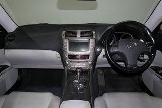 2009 Lexus IS GSE20R MY09 IS250 Prestige Silver 6 Speed Sports Automatic Sedan