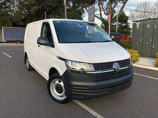 2020 Volkswagen Transporter T6.1 MY21 TDI450 SWB DSG 4MOTION White 7 Speed.