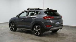 2018 Hyundai Tucson TLE2 MY18 Highlander D-CT AWD White 7 Speed Sports Automatic Dual Clutch Wagon.