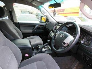2012 Toyota Landcruiser VDJ200R MY12 GXL (4x4) Silver 6 Speed Automatic Wagon