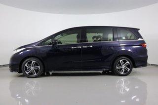 2016 Honda Odyssey RC MY16 VTi-L Blue Continuous Variable Wagon