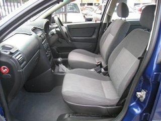 2003 Holden Astra Centrelink  Finance $66 Per Week Blue 4 Speed Automatic Sedan