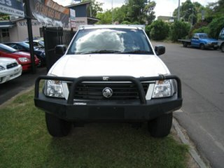 2006 Holden Rodeo Finance $85 Per Week White 5 Speed Manual Dual Cab.
