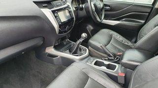 2018 Nissan Navara D23 S3 ST-X 4x2 Grey 6 Speed Manual Utility