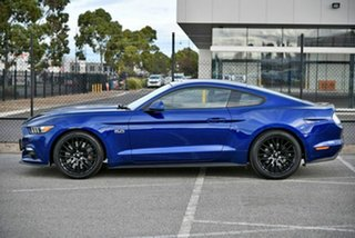 2016 Ford Mustang FM GT Fastback Blue 6 Speed Manual Fastback