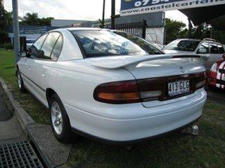 2000 Holden Commodore VTII Executive White 4 Speed Automatic Sedan