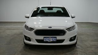 2015 Ford Falcon FG X XR6 Ute Super Cab White 6 Speed Sports Automatic Utility