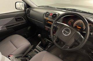 2011 Isuzu D-MAX MY11 SX 4x2 White 5 speed Manual Cab Chassis