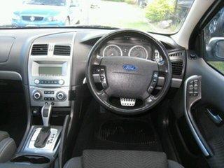 2007 Ford Falcon BF MkII XR6 6spd White 6 Speed Automatic Sedan