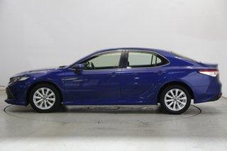 2018 Toyota Camry ASV70R Ascent Blue 6 Speed Sports Automatic Sedan.