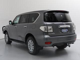 2015 Nissan Patrol Y62 TI (4x4) Grey 7 Speed Automatic Wagon