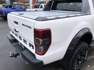 2019 Ford Ranger PX MkIII MY19.75 Wildtrak 3.2 (4x4) White 6 Speed Automatic Double Cab Pick Up