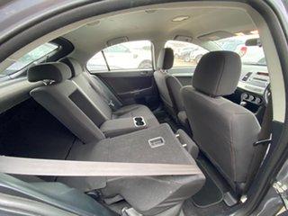 2010 Mitsubishi Lancer CJ MY11 ES Sportback Grey 6 Speed Constant Variable Hatchback