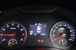 2018 Kia Stinger CK MY18 330S Fastback Red 8 Speed Sports Automatic Sedan
