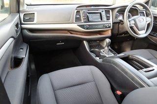2017 Toyota Kluger GSU50R GX 2WD Silver 8 Speed Sports Automatic Wagon.