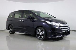 2016 Honda Odyssey RC MY16 VTi-L Blue Continuous Variable Wagon.