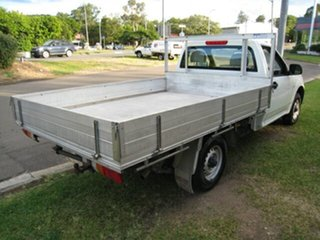 2006 Holden Rodeo RA MY06 Upgrade DX White 5 Speed Manual Cab Chassis
