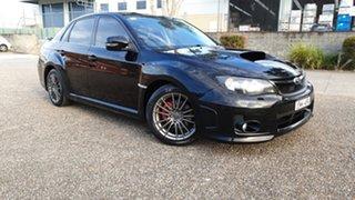 2012 Subaru WRX MY12 Premium (AWD) Black 5 Speed Manual Sedan.