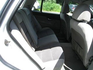 2006 Ford Falcon BF XT, LPG Only White 4 Speed Automatic Wagon