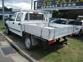2006 Holden Rodeo Finance $85 Per Week White 5 Speed Manual Dual Cab