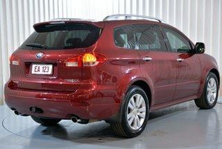 2013 Subaru Tribeca B9 MY13 R AWD Premium Pack Red 5 Speed Sports Automatic Wagon
