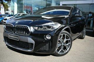 2018 BMW X2 F39 MY18 xDrive20d M Sport X Black Sapphire 8 Speed Auto Sports Mode Wagon.