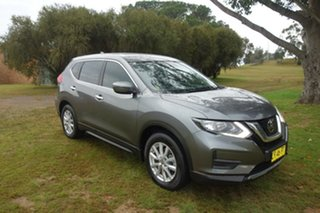 2018 Nissan X-Trail T32 Series II ST X-tronic 2WD Grey 7 Speed Constant Variable Wagon.