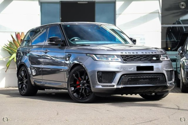 Used Land Rover Range Rover Sport L494 19.5MY SE Sutherland, 2019 Land Rover Range Rover Sport L494 19.5MY SE Grey 8 Speed Sports Automatic Wagon