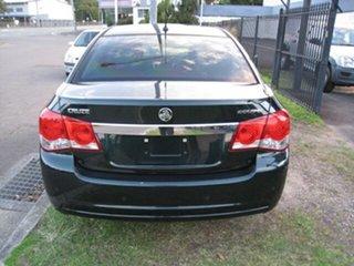 2014 Holden Cruze JH MY14 Equipe Green 5 Speed Manual Sedan
