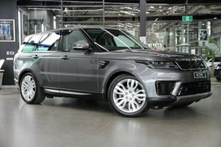 2018 Land Rover Range Rover Sport L494 19.5MY SE Grey 8 Speed Sports Automatic Wagon.