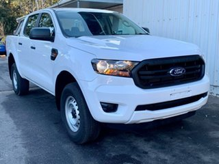 2020 Ford Ranger PX MkIII 2020.25MY XL White 6 Speed Sports Automatic Double Cab Pick Up.