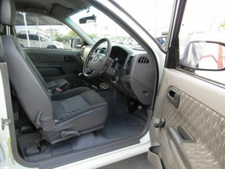 2003 Holden Rodeo RA LX Crew Cab White 5 Speed Manual Cab Chassis