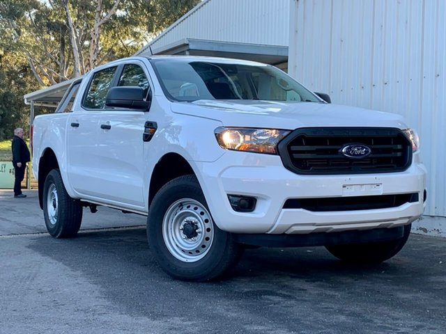 Used Ford Ranger PX MkIII 2020.25MY XL Clare, 2020 Ford Ranger PX MkIII 2020.25MY XL White 6 Speed Sports Automatic Double Cab Pick Up