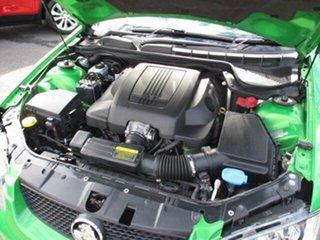 2009 Holden Commodore VE SV6 Green 5 Speed Auto Active Select Sedan