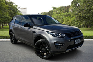 2015 Land Rover Discovery Sport L550 15MY HSE Grey 6 Speed Manual Wagon.