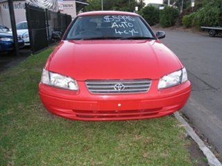 1999 Toyota Camry SXV20R CSi Red 4 Speed Automatic Wagon.