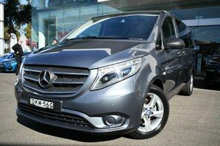 2016 Mercedes-Benz Valente 447 116 BlueTEC Flint Grey 7 Speed Automatic Wagon.