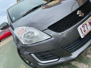 2014 Suzuki Swift FZ MY14 GL 4 Speed Automatic Hatchback.