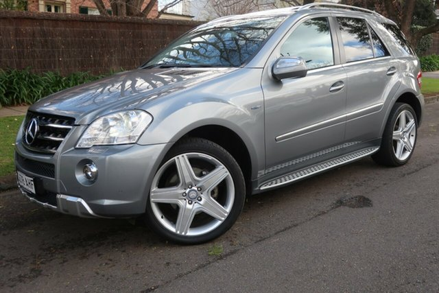 Used Mercedes-Benz M-Class W164 MY10 ML300 CDI BlueEFFICIENCY AMG Sports Prospect, 2010 Mercedes-Benz M-Class W164 MY10 ML300 CDI BlueEFFICIENCY AMG Sports 7 Speed Sports Automatic