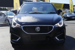 2021 MG MG3 SZP1 MY21 Excite Pebble Black 4 Speed Automatic Hatchback