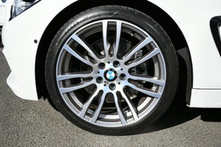 2019 BMW 430i F32 MY17 M Sport Alpine White 8 Speed Automatic Coupe.