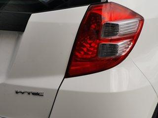 2008 Honda Jazz GD GLi White 5 Speed Manual Hatchback