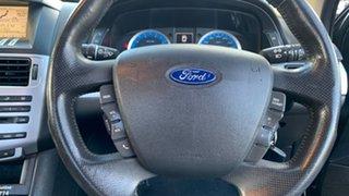 2008 Ford Falcon FG XR6 Grey 5 Speed Auto Seq Sportshift Cab Chassis