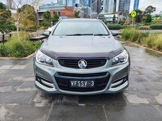 2014 Holden Commodore VF MY14 SS V Sportwagon Grey 6 Speed Sports Automatic Wagon