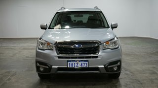 2018 Subaru Forester S4 MY18 2.0D-L CVT AWD Ice Silver Metallic 7 Speed Constant Variable Wagon
